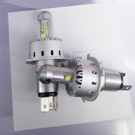 Kit LED H7 para coche y moto 8000LM