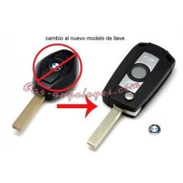 convertidor llave antigua a nueva llave BMW