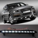 AUDI Q7 luz dia con intermitente en led