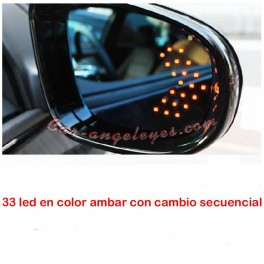 intermitente para interior del retrovisor