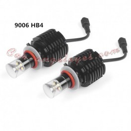 Kit de bombillas LED HB4 O 9006 20 W
