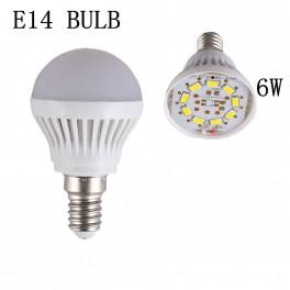 Bombilla LED E14 A60 6W