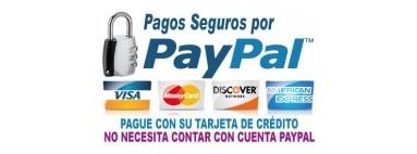 metodo de pago seguro paypal